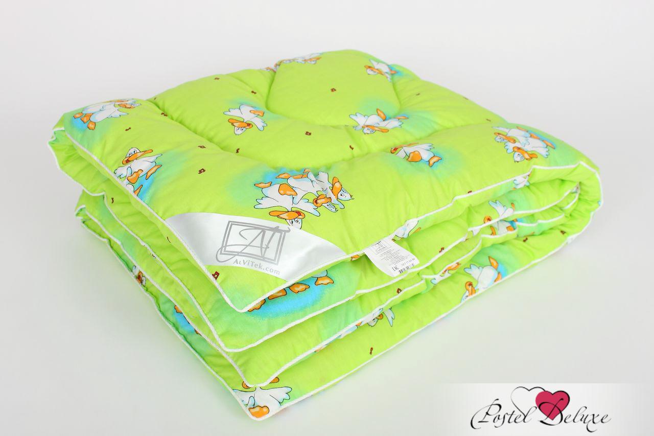 Покрывала, подушки, одеяла AlViTek Детское одеяло Светлячок Теплое (100х140 см) vladi vladi детское одеяло барвинок 100х140 см