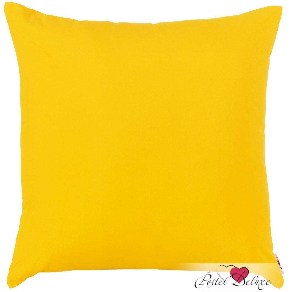 Купить Декоративные подушки Apolena, Декоративная наволочка Лимон (45х45), Россия-Турция, Желтый, Микрофибра