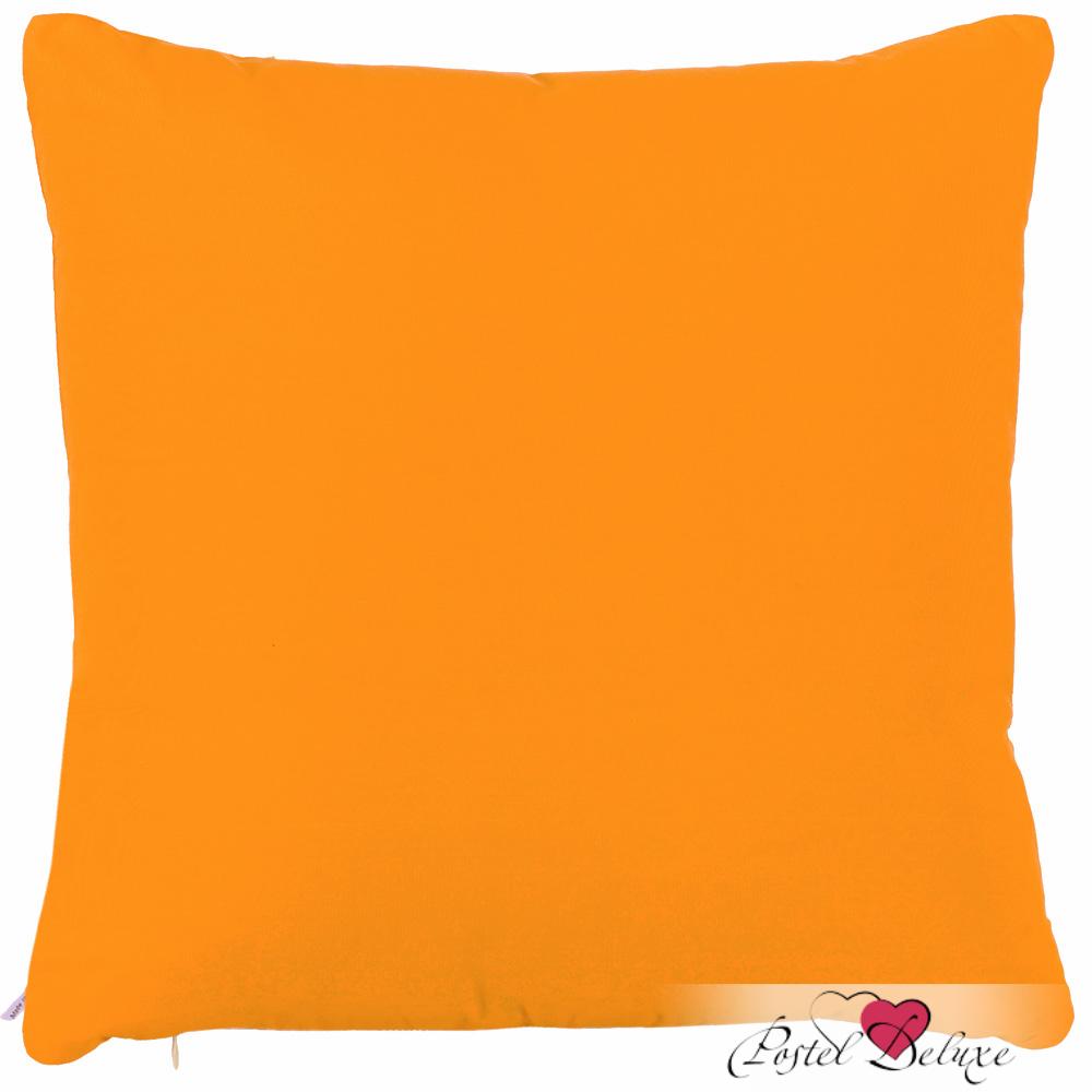 Декоративные подушки Apolena, Декоративная наволочка Оранжевая Осень (43х43), Россия-Турция, Оранжевый, Микрофибра  - Купить