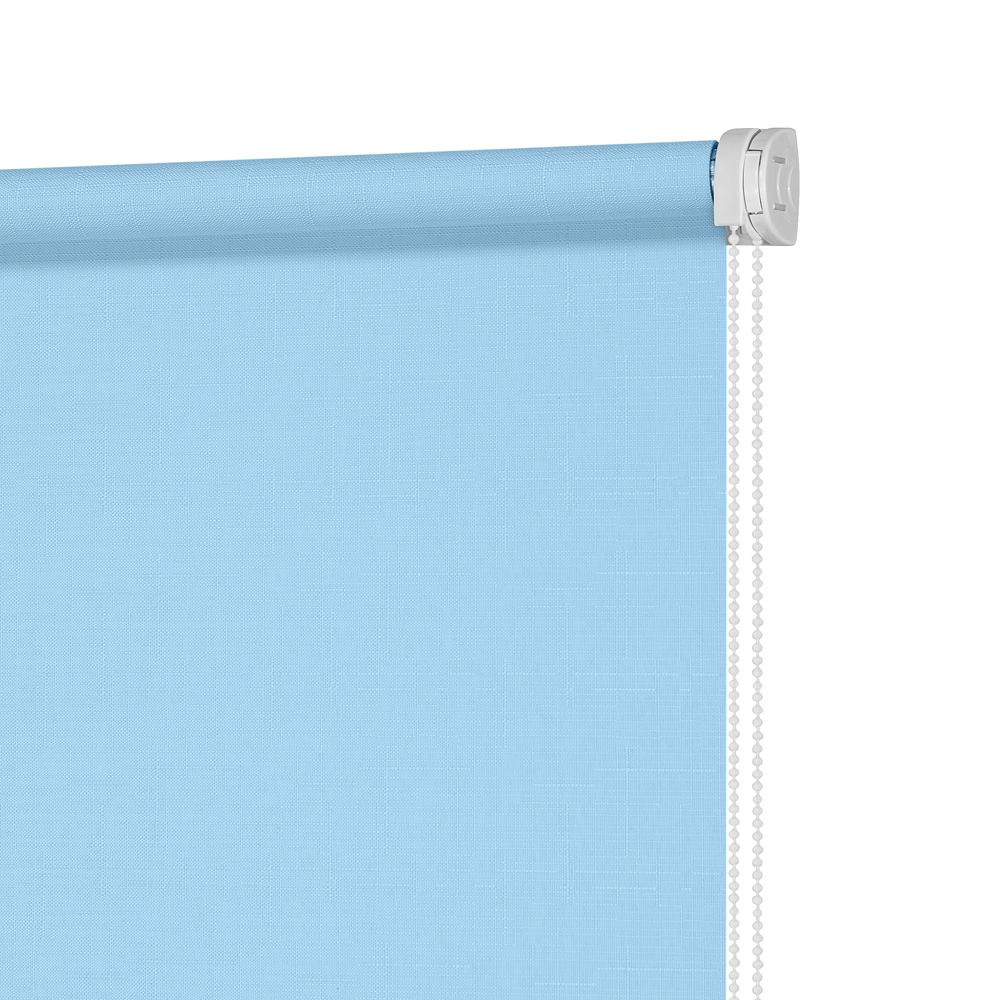 Рулонные шторы Апилера Цвет: Небесно-Голубой