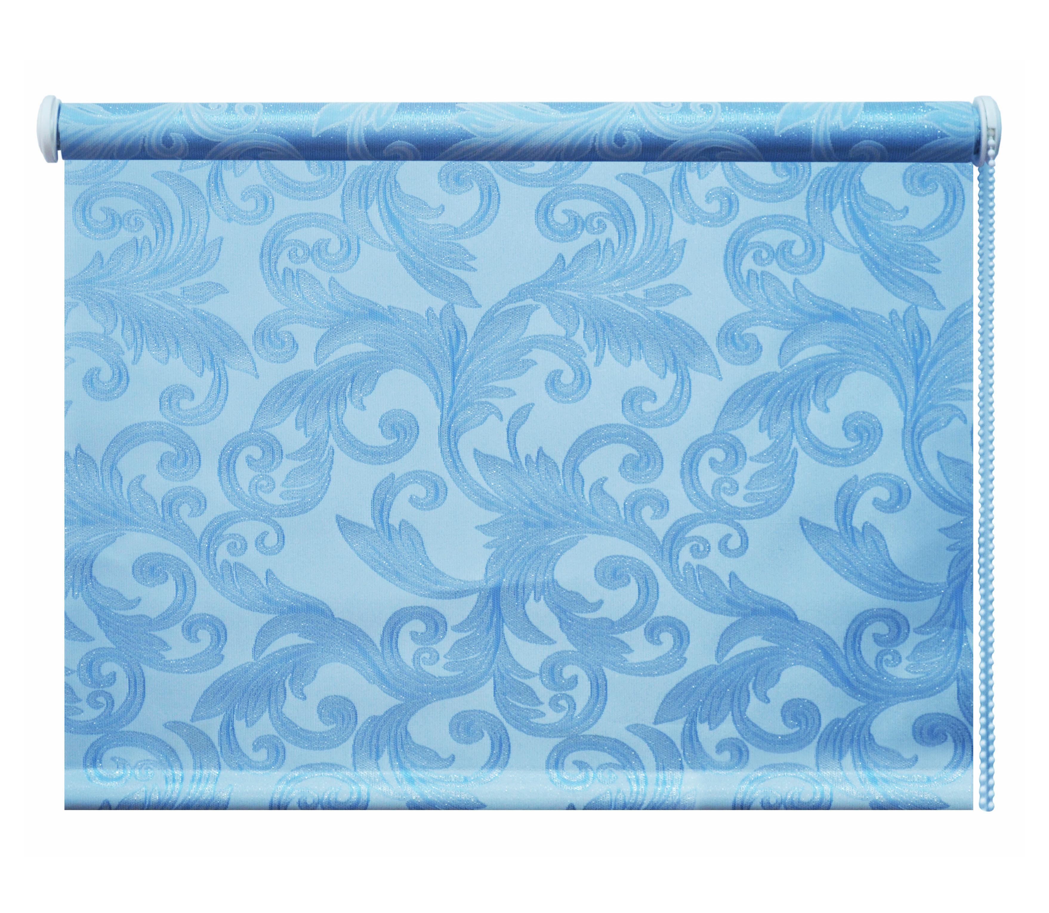 Рулонные шторы Donough Цвет: Голубой
