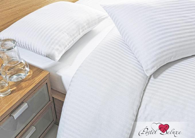 Купить Комплекты постельного белья Arya, Постельное белье Otel Цвет: Белый (2 сп. евро), Турция, Хлопковый сатин