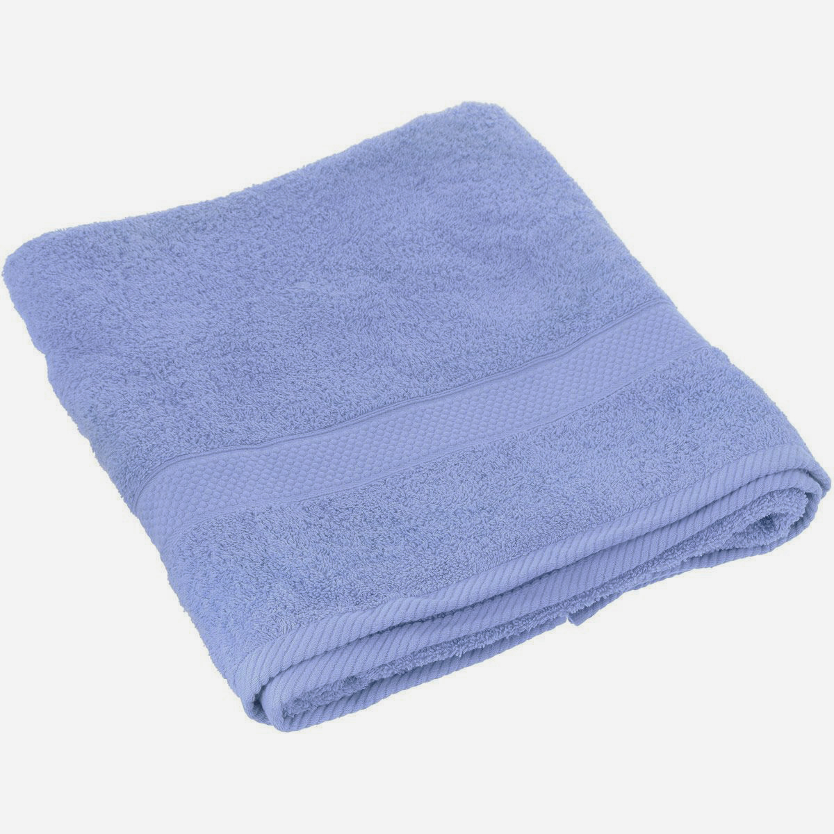 Купить Полотенца Arya, Полотенце Miranda Soft Цвет: Голубой (50х90 см), Турция, Махра