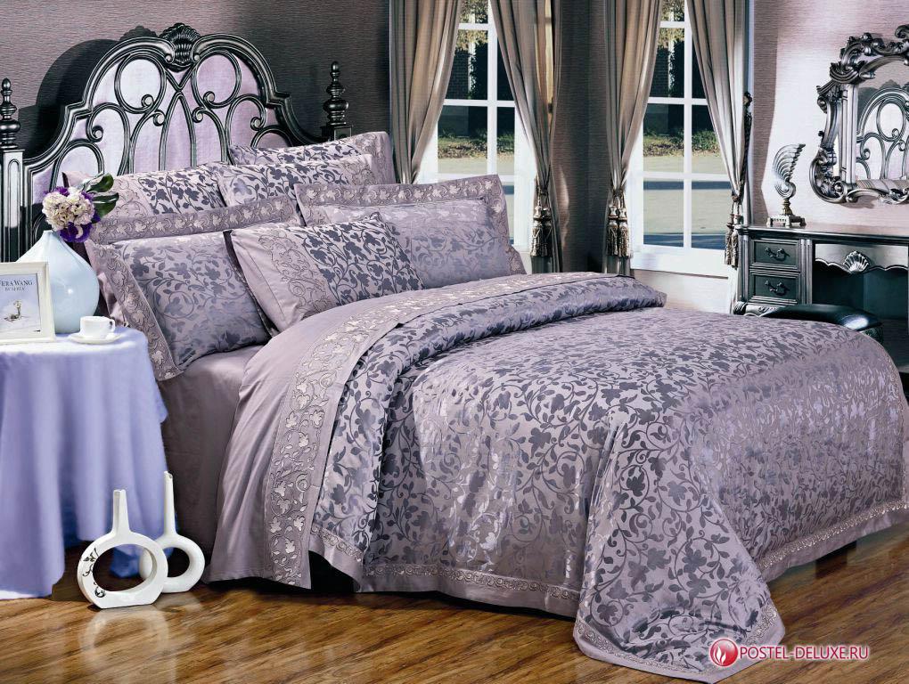 где купить Комплекты постельного белья Asabella Постельное бельеAnnie(2 сп. евро) по лучшей цене