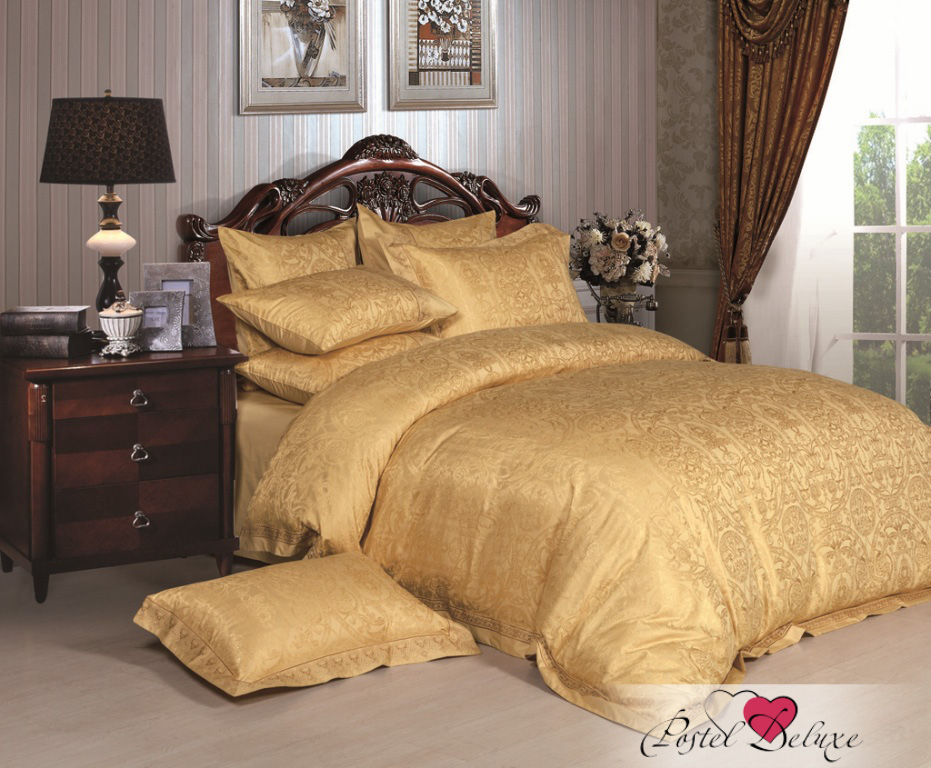 где купить Комплекты постельного белья Asabella Постельное белье Abi (2 сп. евро) по лучшей цене