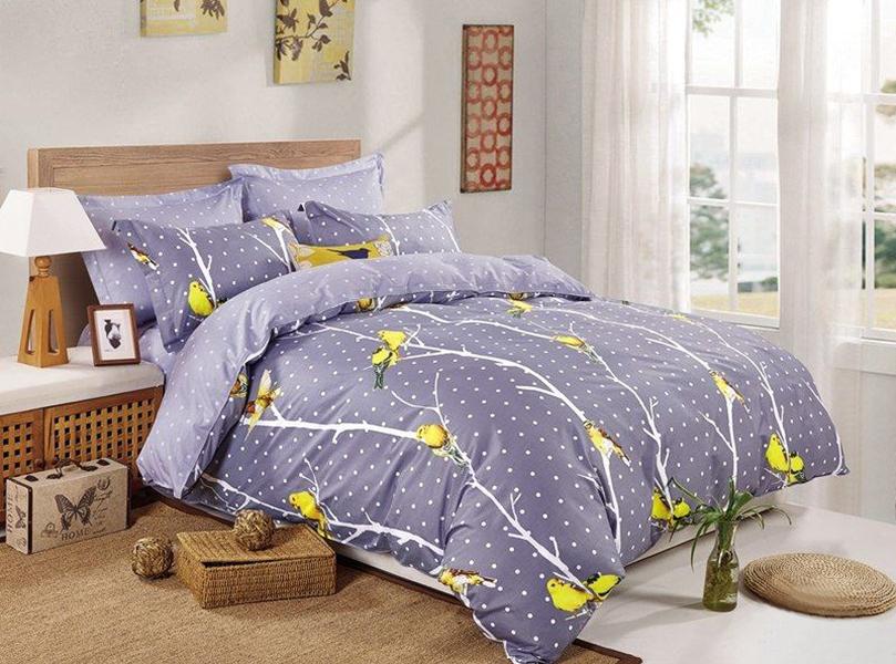 Купить Комплекты постельного белья Dome, Постельное белье Ivo (1, 5 спал.), Дания, Хлопковый сатин