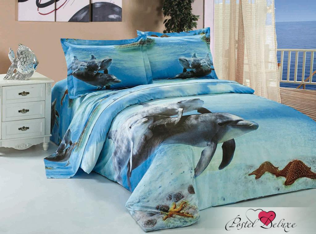 Комплекты постельного белья SL Постельное белье 3D Mirage (2 сп. евро) sl sl кпб dakota 1 5 сп