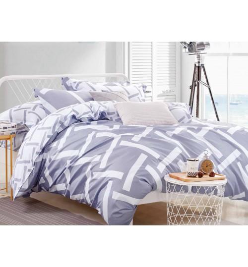 Купить Комплекты постельного белья SL, Постельное белье Dikla (1, 5 спал.), Китай, Сиреневый, Хлопковый сатин