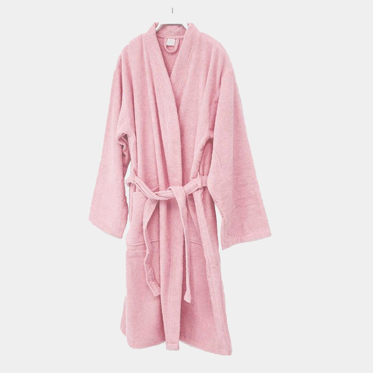 Банный халат Miranda Soft Цвет: Пудра (S) Arya ar359644