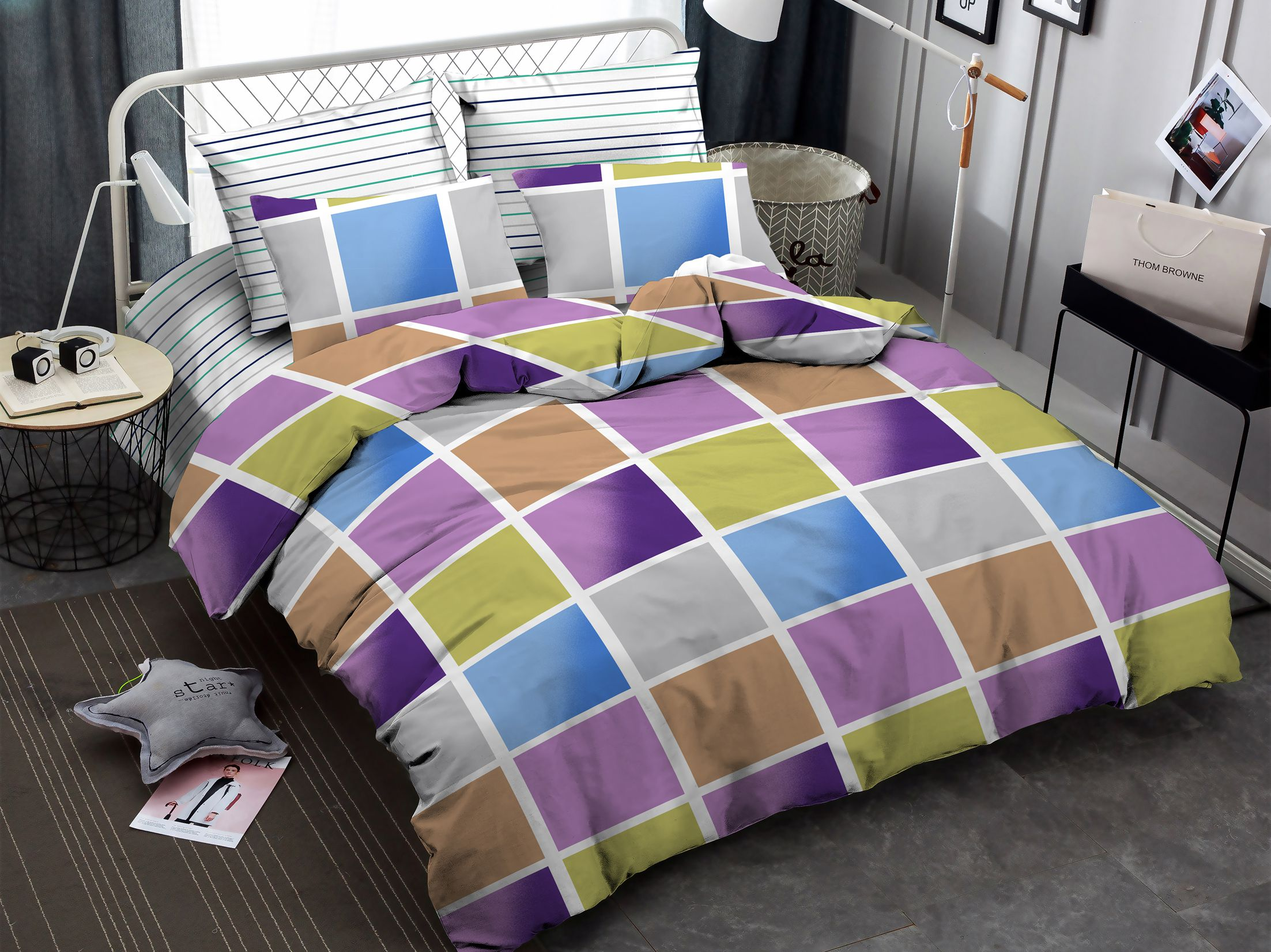 Комплекты постельного белья Amore Mio amm678817
