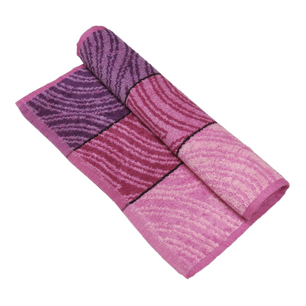 Полотенца Arloni Полотенце Осень Цвет: Сиреневый (40х70 см) полотенце вафельное розовое 40х70 см