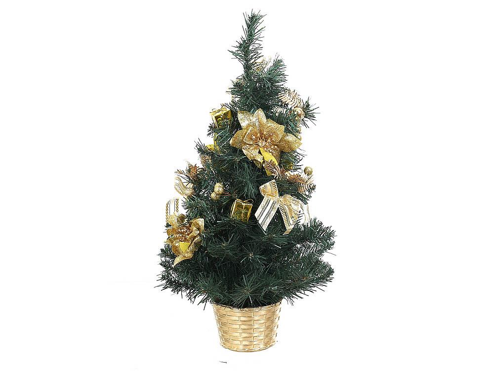 Искусственные растения Monte Christmas Ель новогодняя Millie (50 см) ель royal christmas sonora hook on tree 180 см 942180