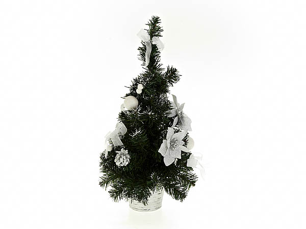 Искусственные растения Monte Christmas Ель новогодняя Bettie (52 см) ель royal christmas sonora hook on tree 180 см 942180