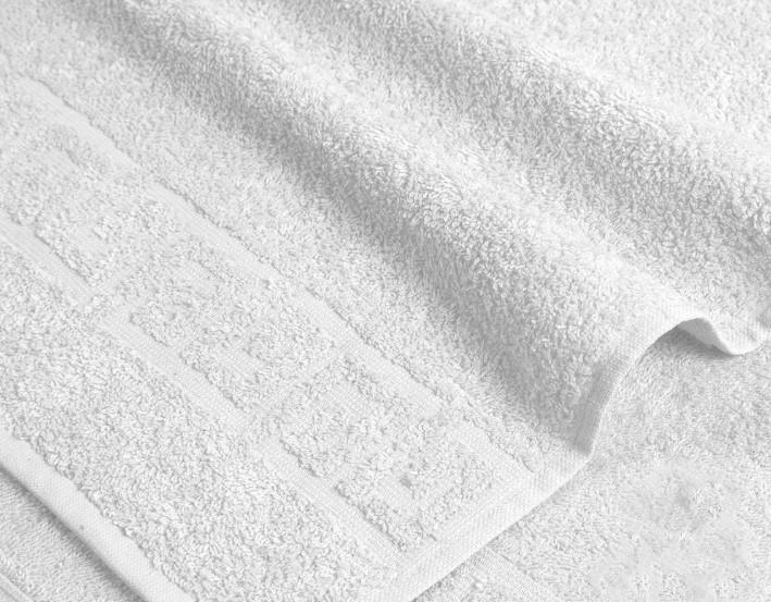 Полотенце Joseph Цвет: Белый (40х70 см) фото