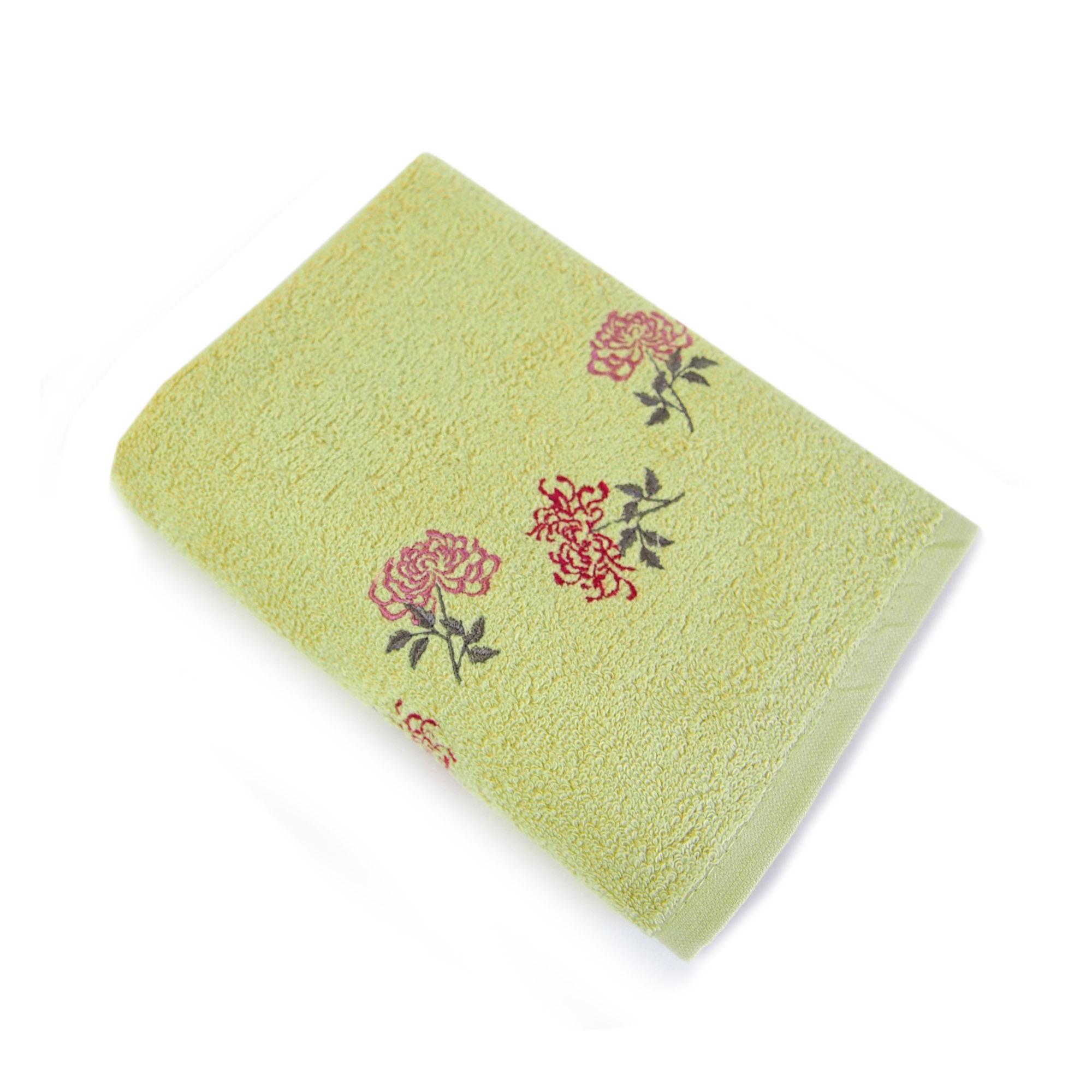 Полотенце Betti Цвет: Зелёный (70х140 см) фото