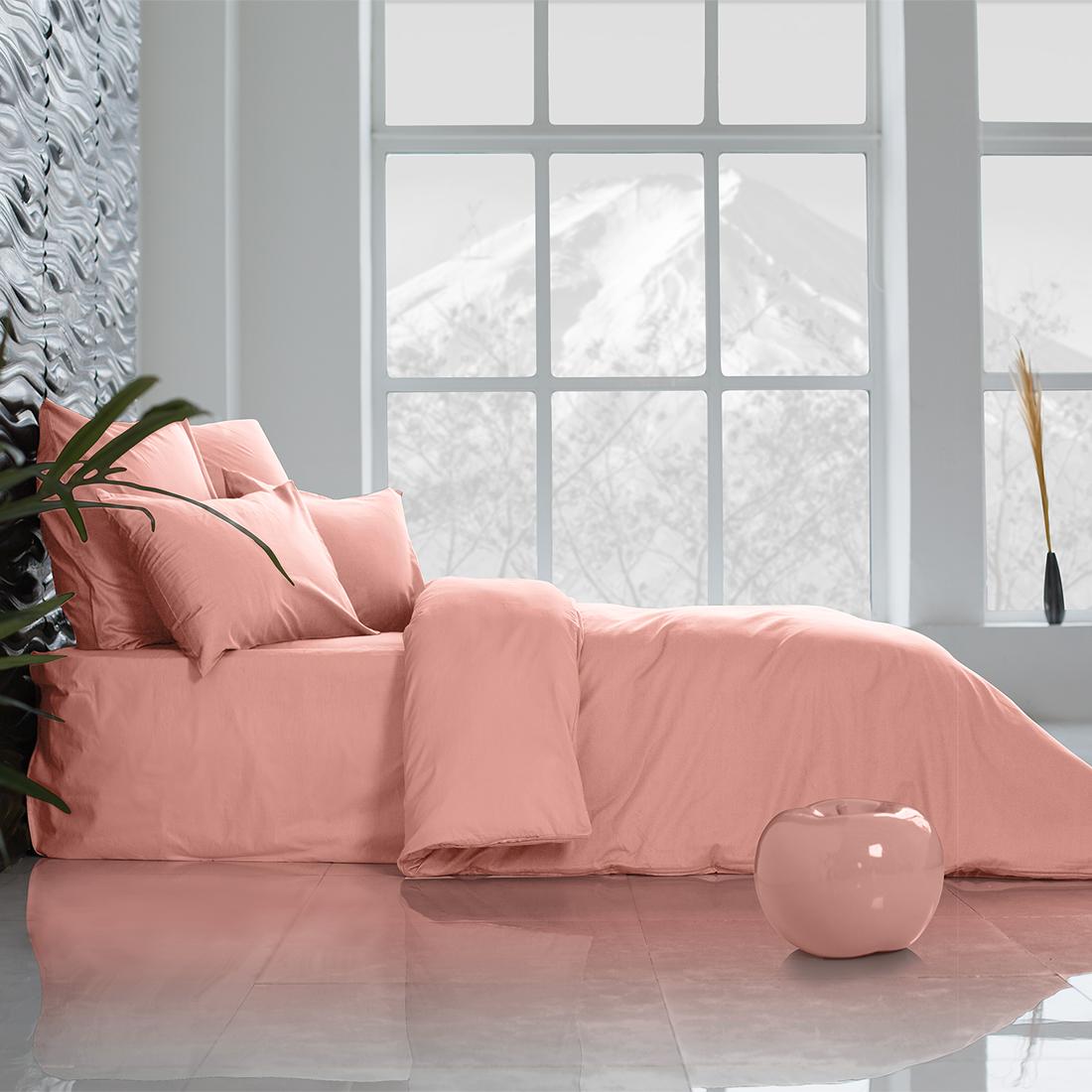 Комплекты постельного белья Sleep iX Постельное белье Perfection Цвет: Цветущий Георгин (2 сп. евро)