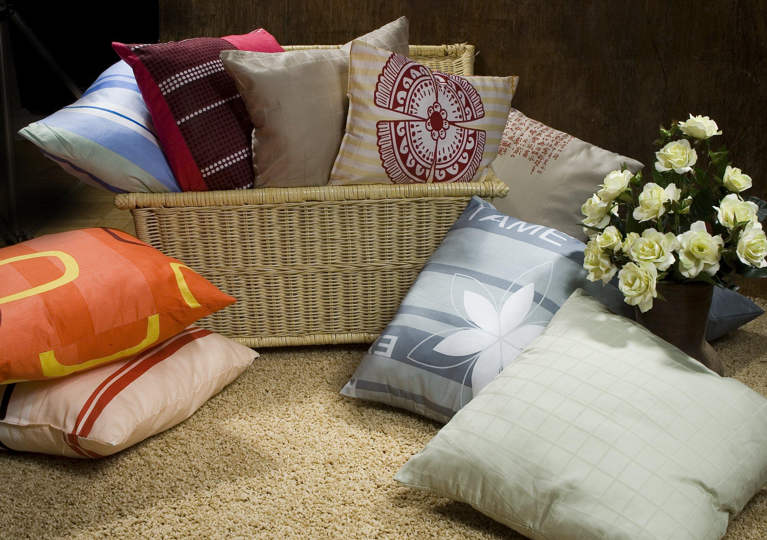 Декоративная подушка Neilina Цвет: В Ассортименте (40х40) фото
