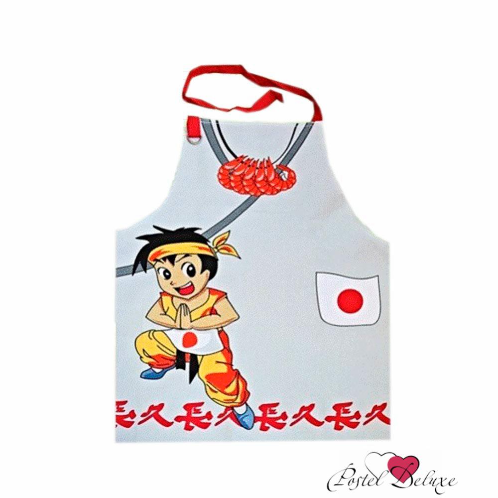 Рукавицы, прихватки, фартуки Bon Appetit Фартук Япония (68х75 см) полотенце кухонное bon appetit жуки цвет красный розовый оранжевый 63 х 38 см