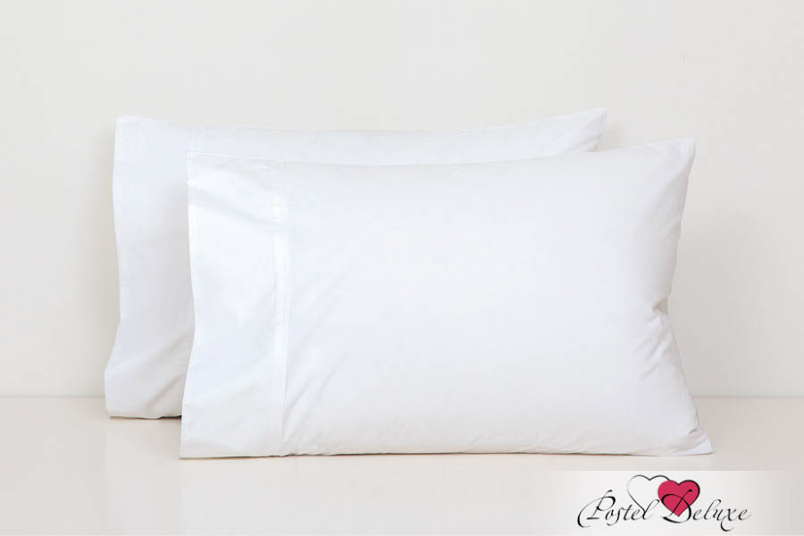 Купить Наволочки BOVI, Наволочка Paige Цвет: Белый (70х70), Португалия, Хлопковый сатин