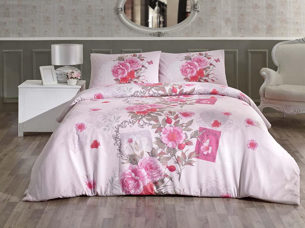 Постельное белье Katrina Цвет: Розовый (1,5 спал.) фото