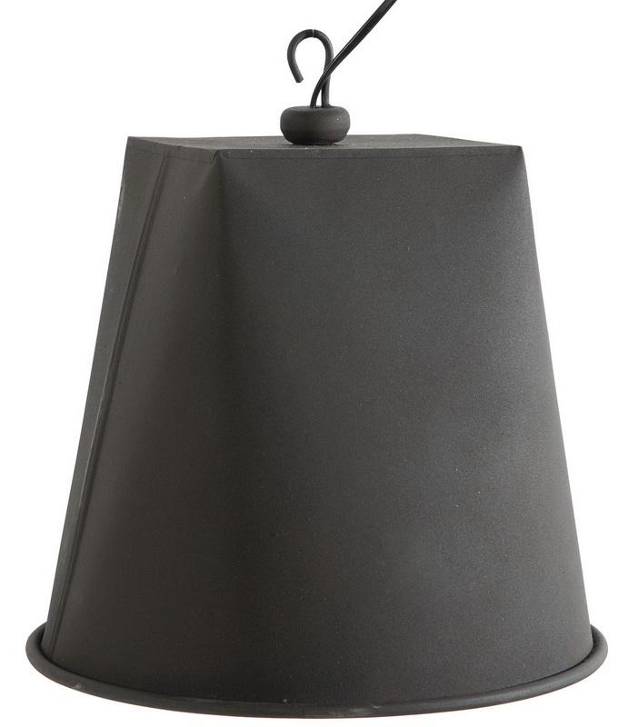 Купить Настенно-потолочные светильники ARTEVALUCE, Светильник потолочный Aubry (34х36 см), Китай, Черный, Металл