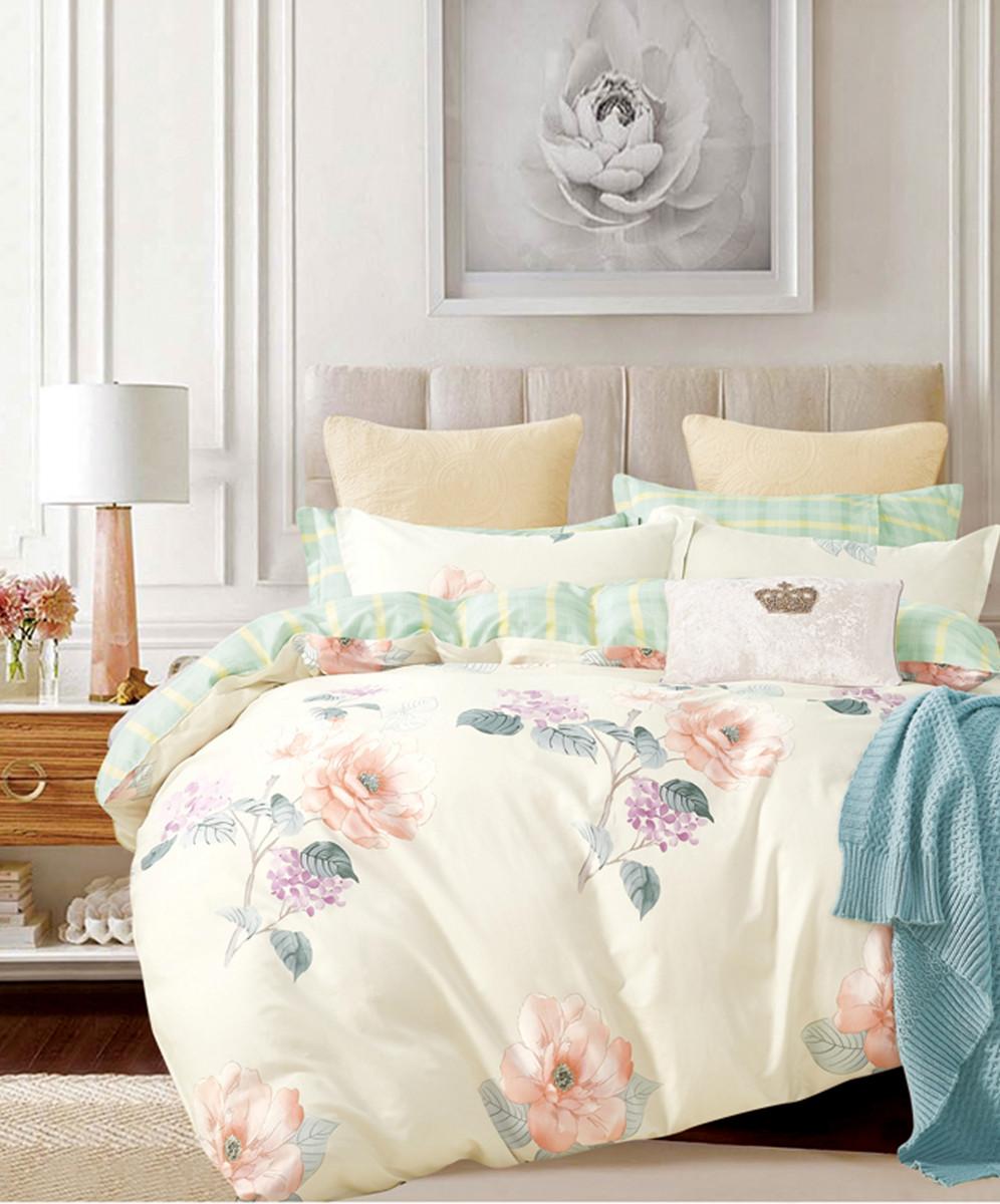 Купить Комплекты постельного белья Valtery, Постельное бельеAndri(1, 5 спал.), Китай, Хлопковый сатин