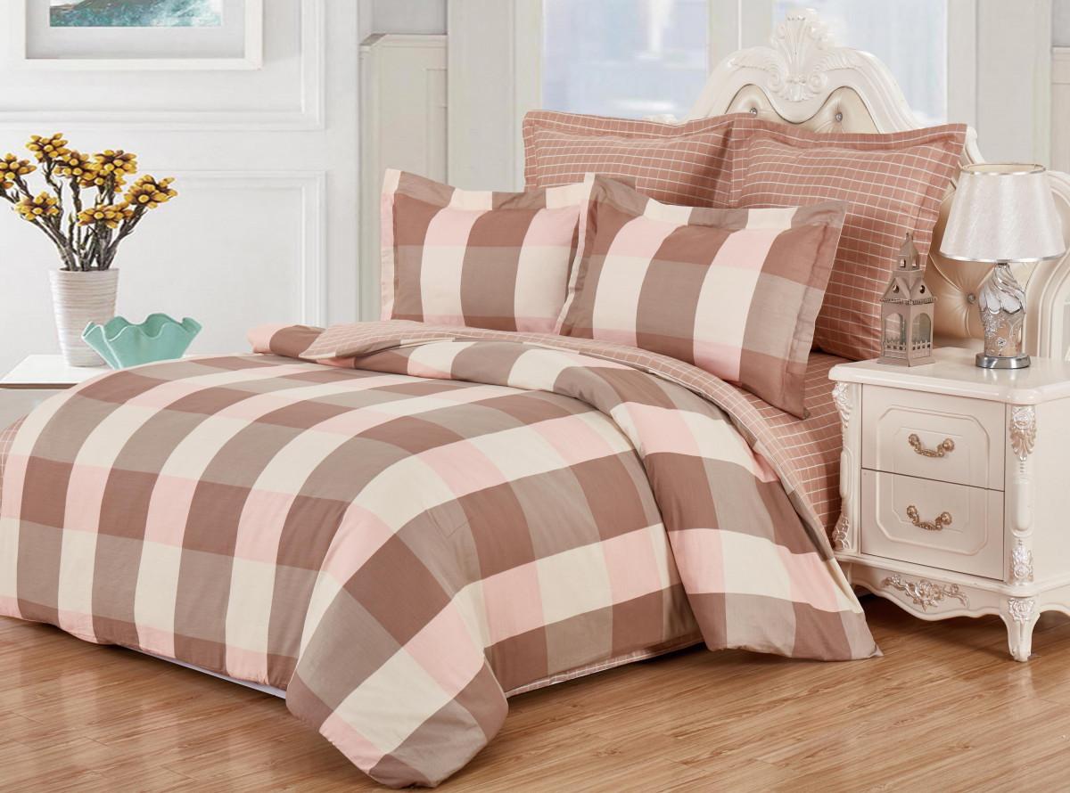 Комплекты постельного белья Valtery Постельное белье Haylie (семейное)