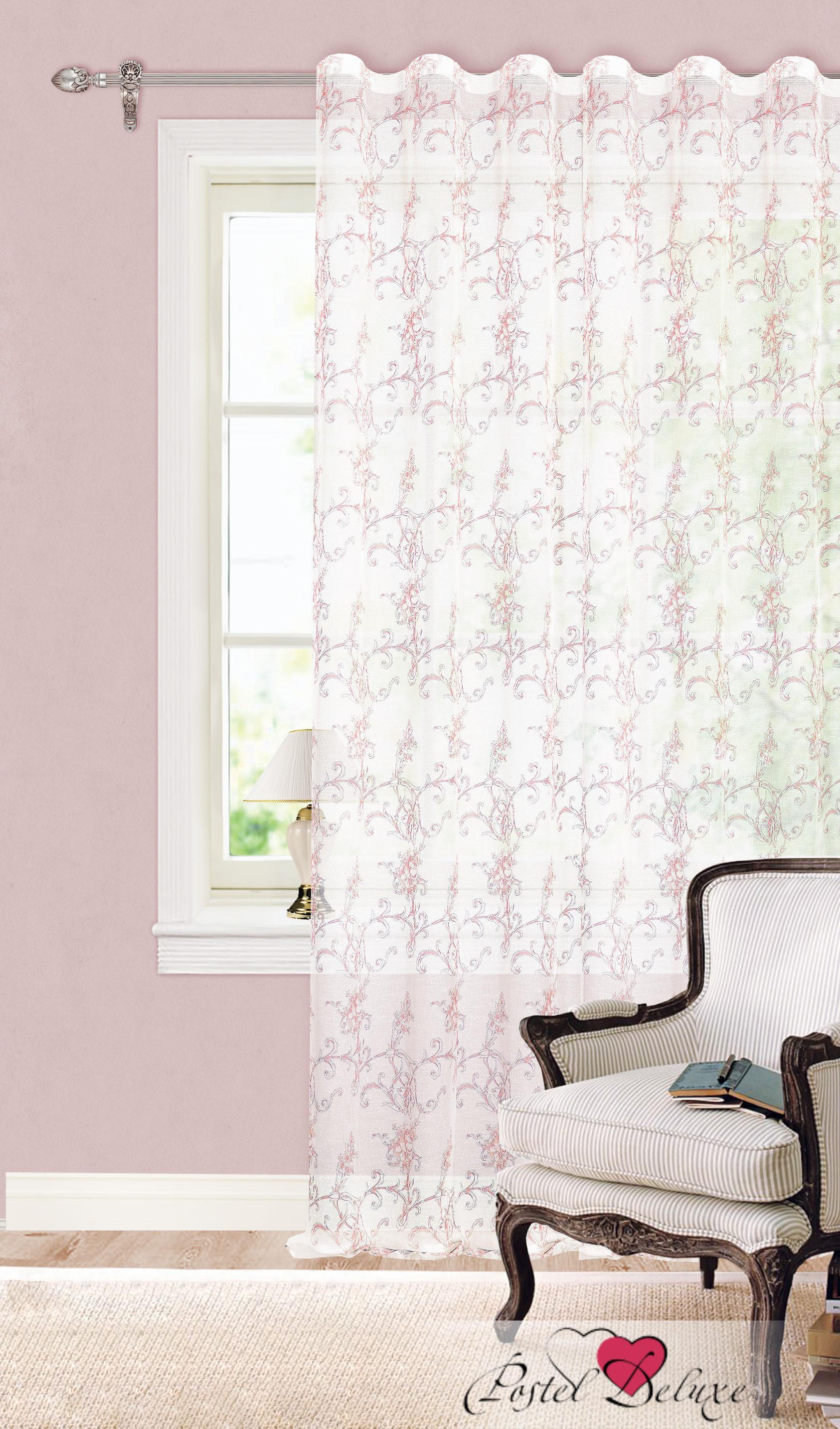 Купить Шторы Garden, Классические шторы Whitney Цвет: Малиновый, Турция, Сиреневый, Батист