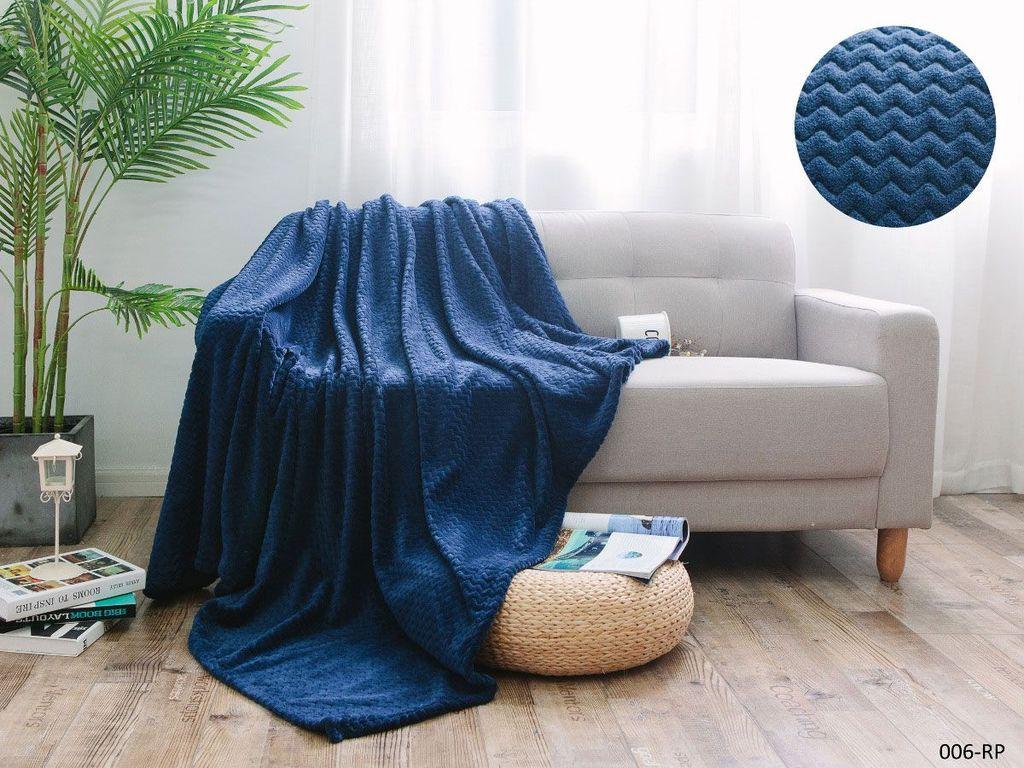 Купить Пледы и покрывала Cleo, Плед Maora (200х220 см), Китай, Синтетическая фланель