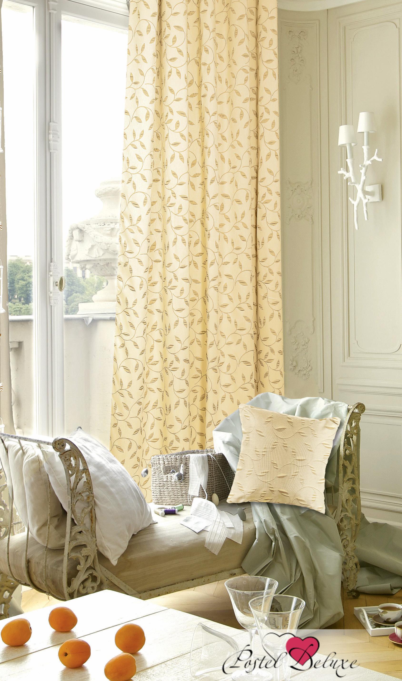 Купить Шторы Garden, Классические шторы Belle Цвет: Желтый, Турция, Жаккард
