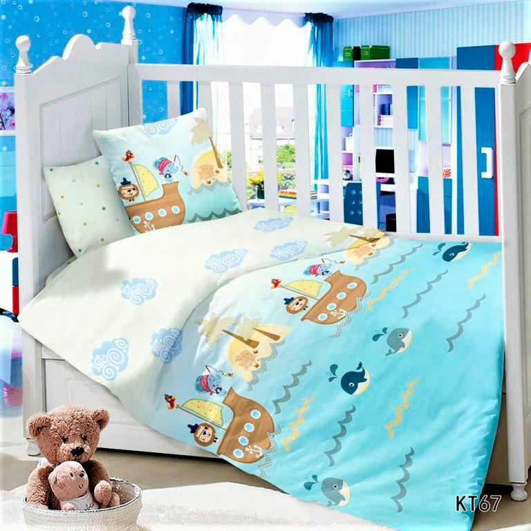 детское постельное белье AlViT...