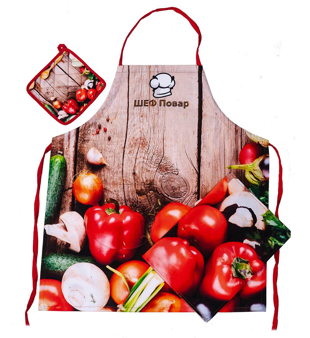 Кухонный набор 3 пр. Ovoschi фото