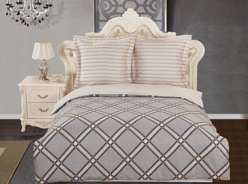 Комплекты постельного белья Valtery Постельное белье Amitai (2 сп. евро) цена