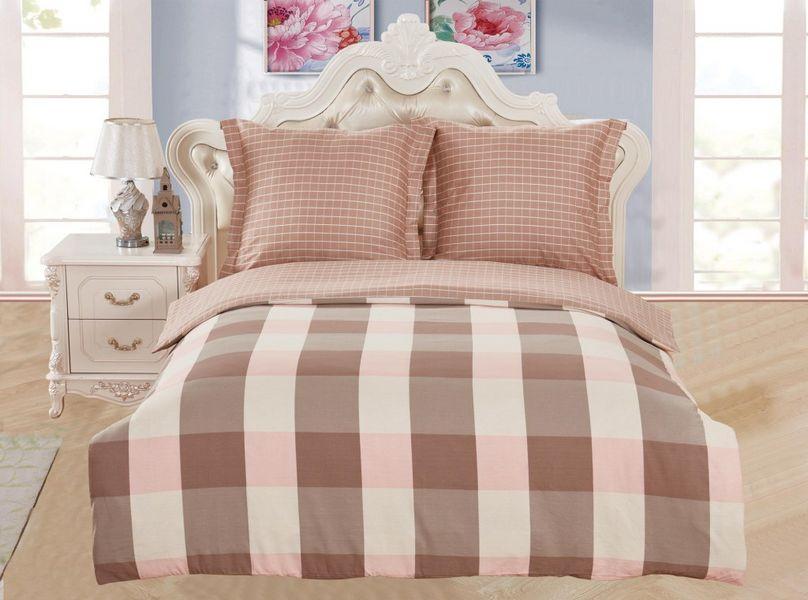 Комплекты постельного белья Valtery Постельное белье Dermot (семейное)