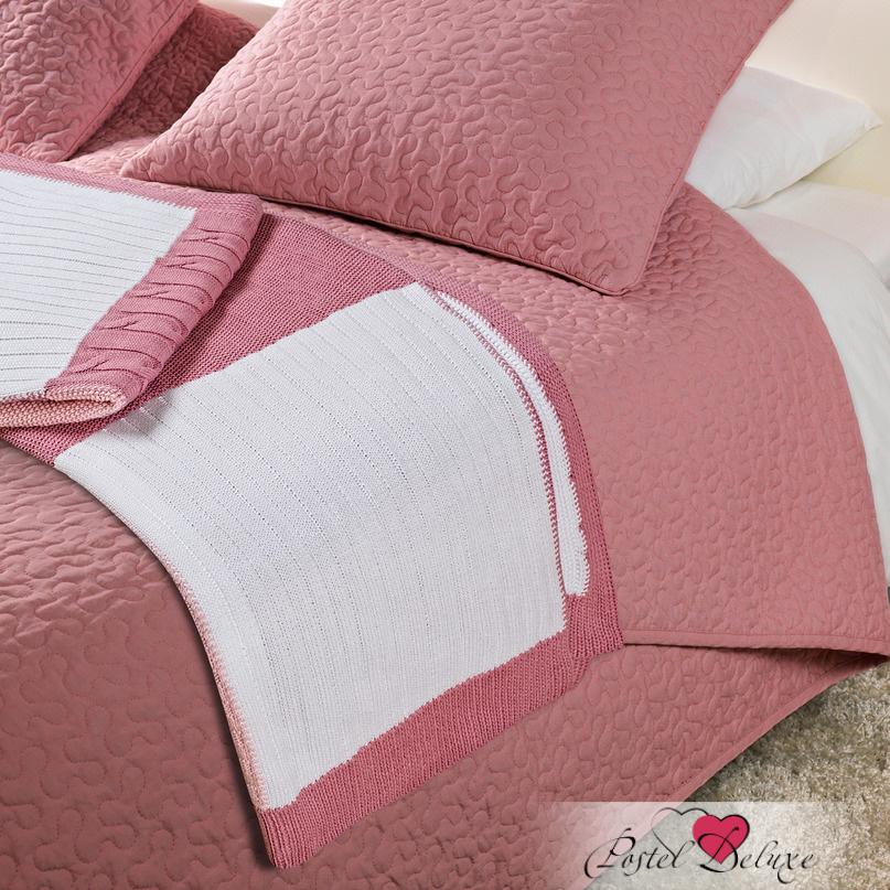 Купить Пледы и покрывала Conforto E Sonhos, Плед Magno 66 (150х200 см), Португалия, Розовый, Вязаный хлопок