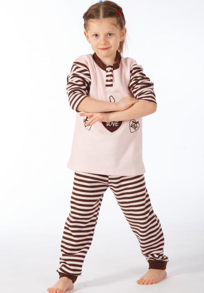 Детская пижама Rosheen Цвет: Коричневый (9 лет) фото
