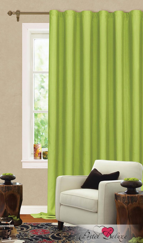 Купить Шторы Garden, Классические шторы Lyle Цвет: Салатовый, Турция, Зеленый, Портьерная ткань