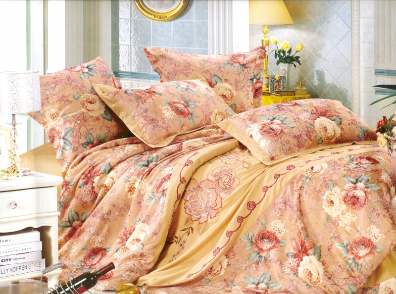 Комплекты постельного белья СайлиД Постельное белье Baciarsi D-148 (2 сп. евро) постельное белье сайлид евро d 156