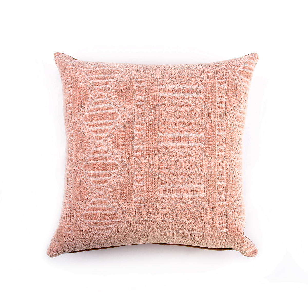 Купить Декоративные подушки Arya, Декоративная подушка Calanthia Цвет: Розовый (40х40), Турция, Полиэстер