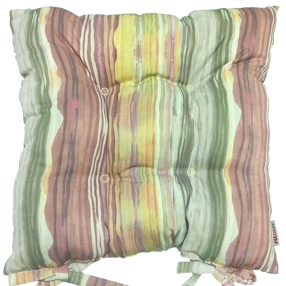 Купить Декоративные подушки Apolena, Подушка на стул Времена Года (40х40), Россия-Турция, Поликоттон