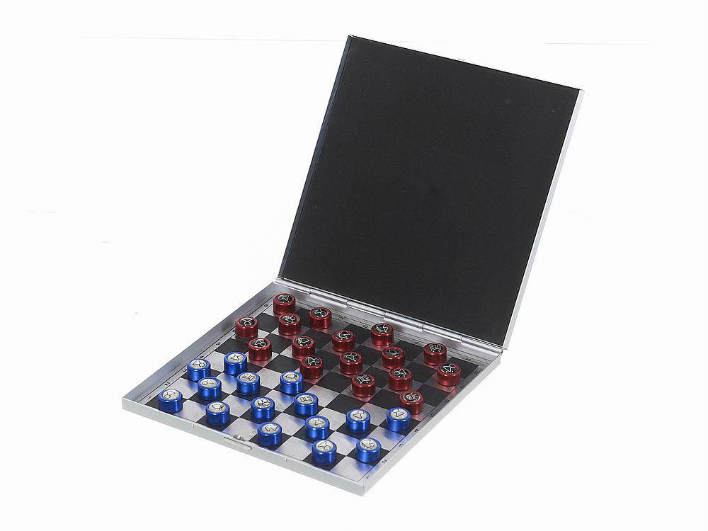 Настольные игры ENS GROUP Настольная игра Шахматы (14х14 см)