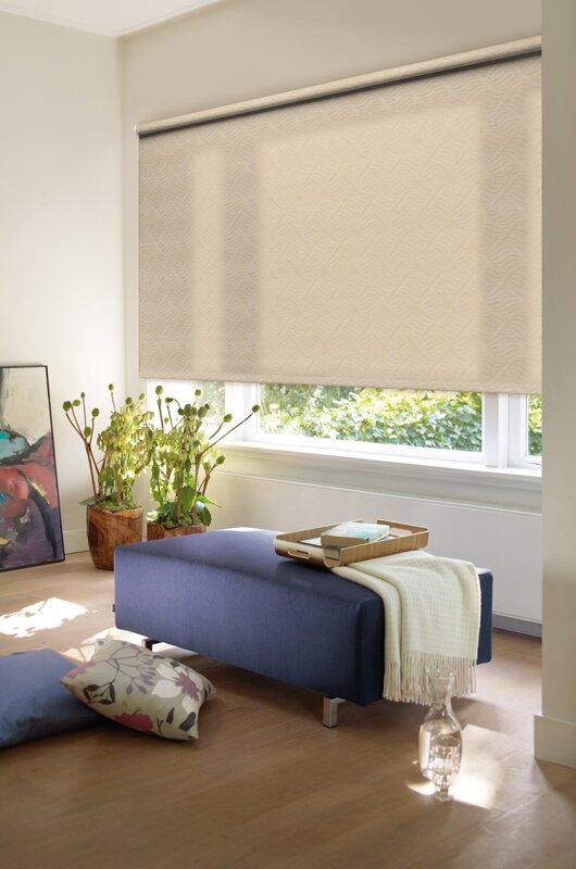 Рулонные шторы Bijou Цвет: Коричневый