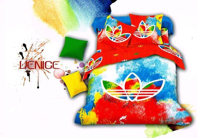 Комплекты постельного белья Tango Постельное бельеAdidas(2 сп. евро) комплекты постельного белья tango постельное белье braidy 2 сп евро