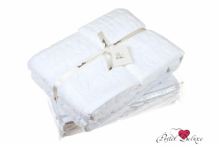 Полотенца Devilla Полотенце Imperio Цвет: Белый (70х140 см)