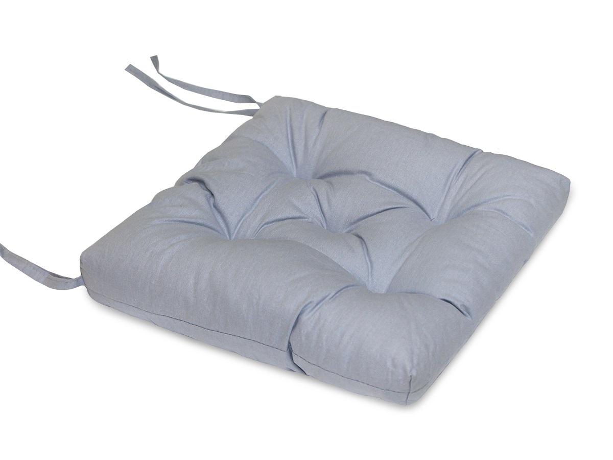 Подушка на стул Libbie Цвет: Серый (35х35 см (2 шт))