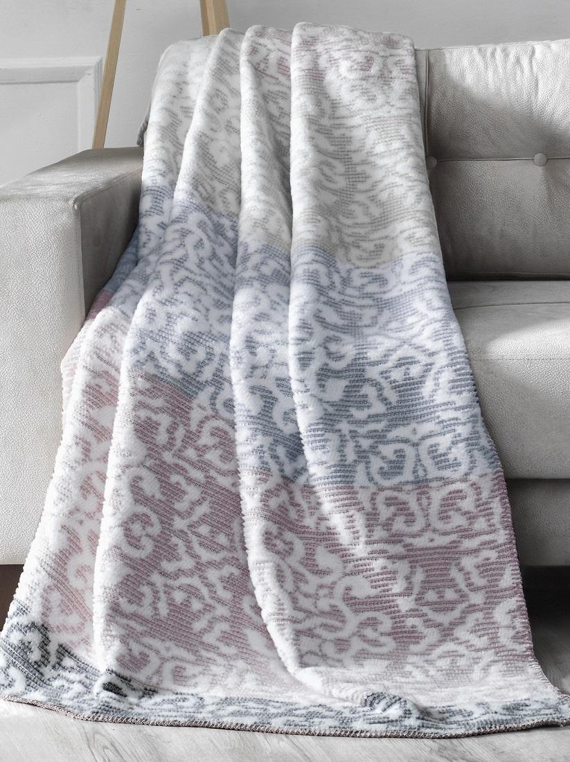 Купить Пледы и покрывала Karna, Плед Smart (150х240 см), Турция, Хлопковый флис
