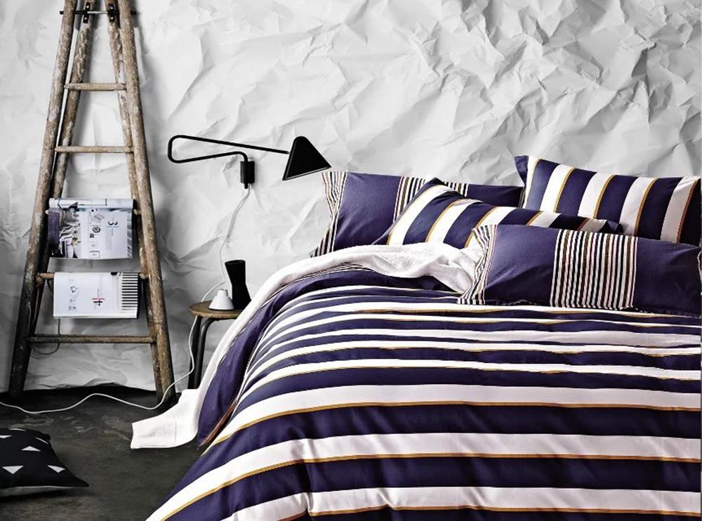 Купить Комплекты постельного белья Tango, Постельное белье Brandie (2 сп. евро), Китай, Розовый, Фиолетовый, Хлопковый сатин