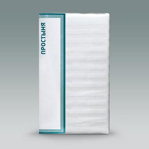 Простыни Традиция Простыня на резинке Favori Цвет: Белый (165х206)