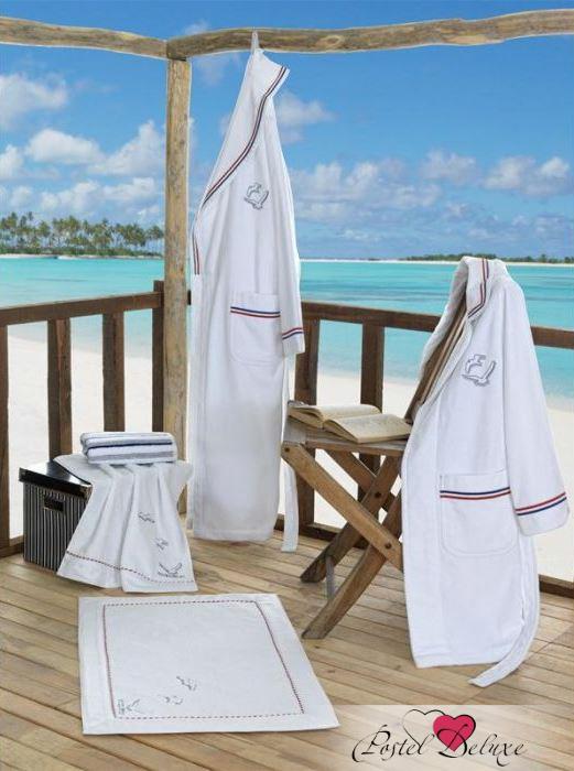 Купить Полотенца Ecocotton, Полотенце Seagull Цвет: Белый (50х90 см), Турция, Махра