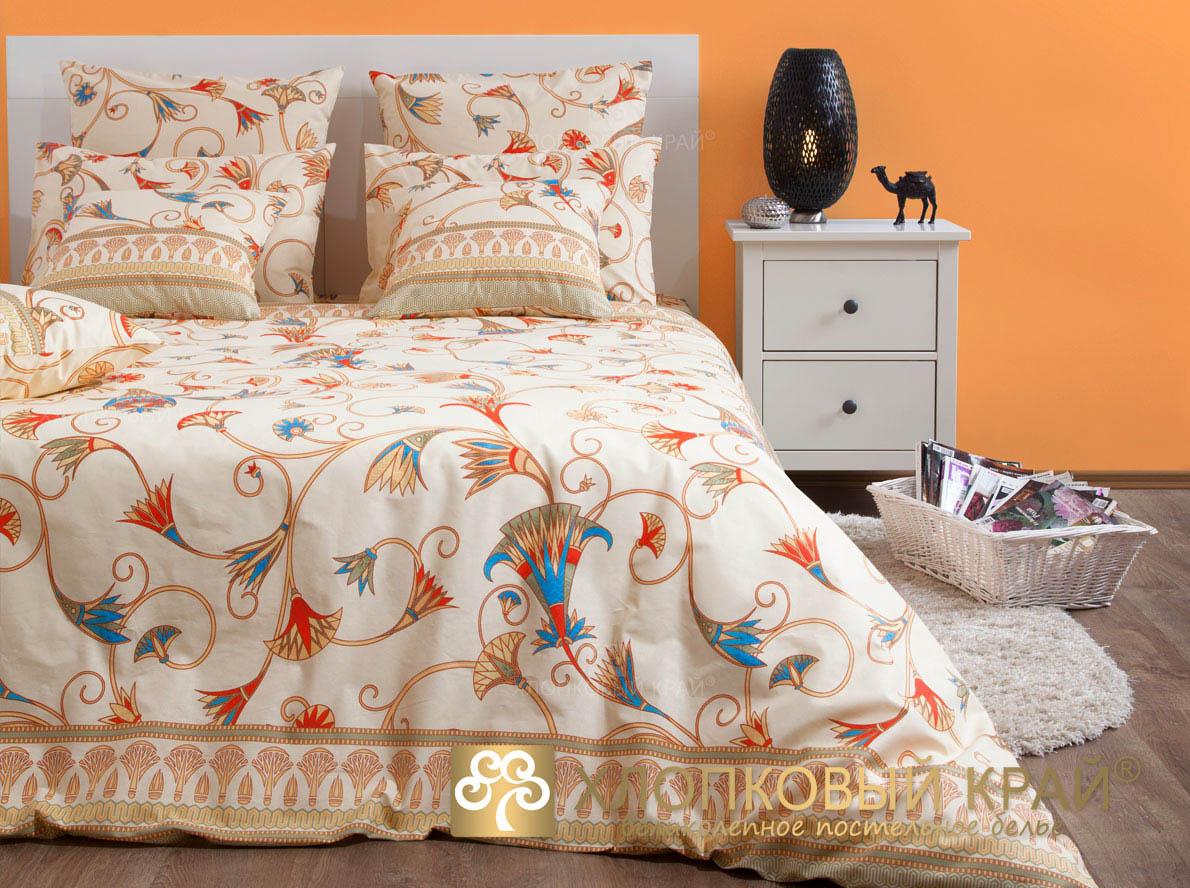 Комплекты постельного белья Хлопковый Край Постельное белье Египет (семейное)